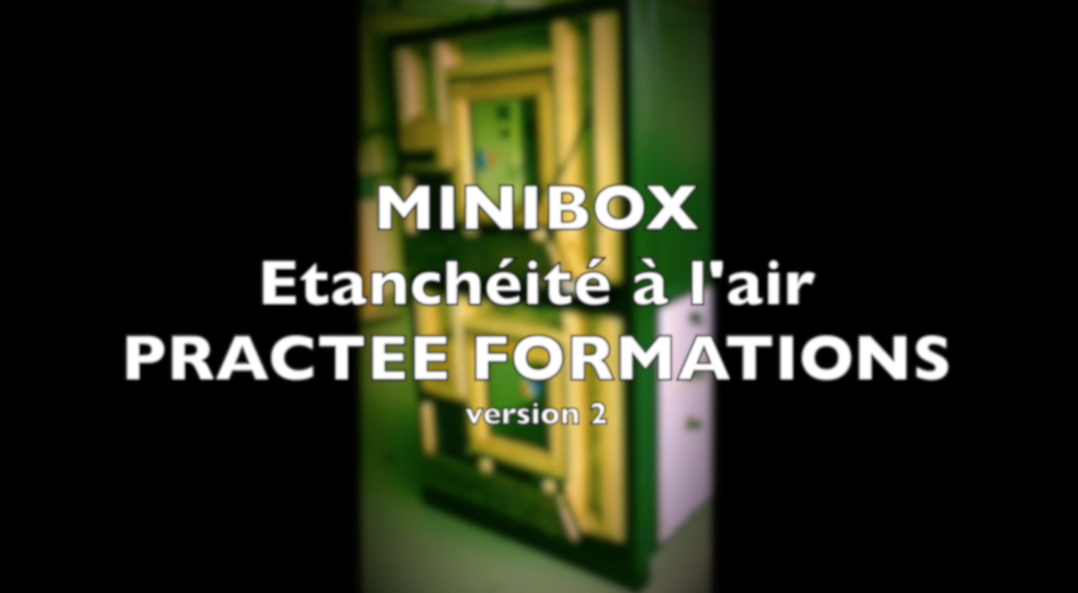 MINIBOX Etanchit lair
