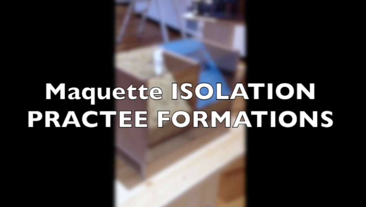 maquette isolation web